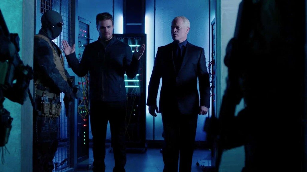 Oliver's Darhk Place