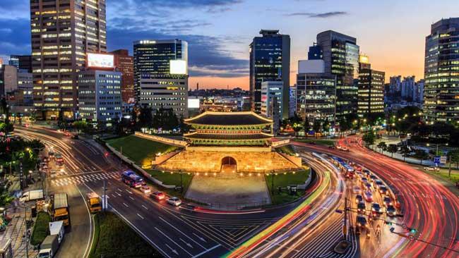 Seoul-Kayak