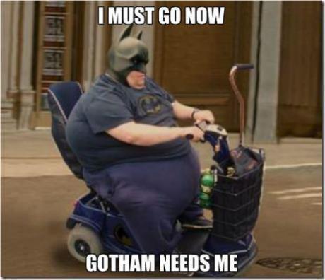 Gotham Needs Me