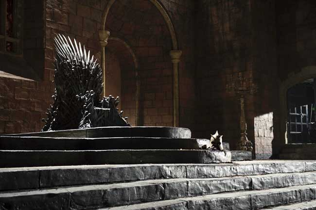 Chill on the Iron Throne
