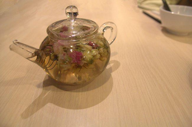 Rose Honey Tea