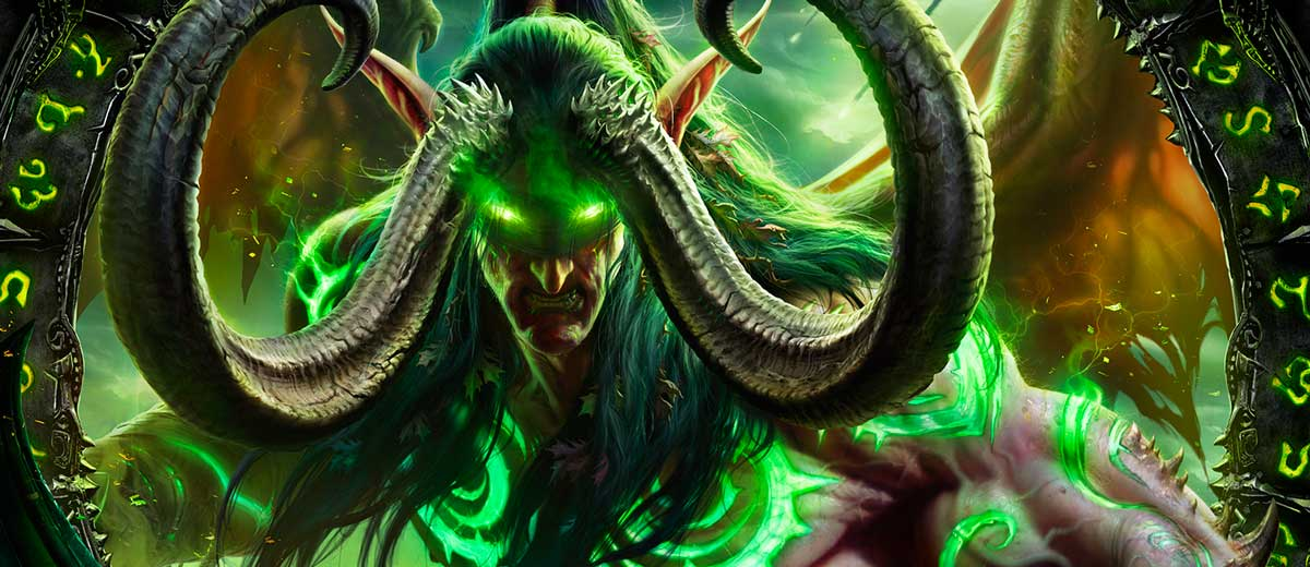 The Legion Invades The World Of Warcraft August 30