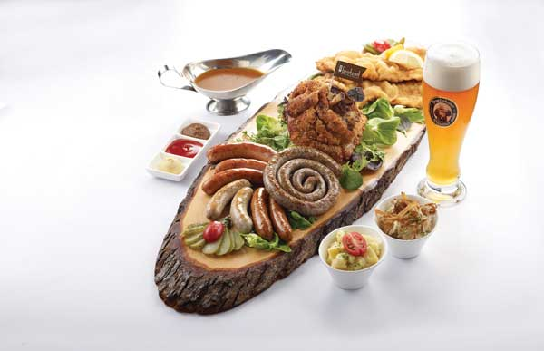 Brotzeit Platter