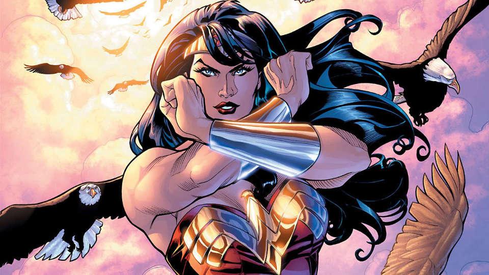 03) Wonder Woman