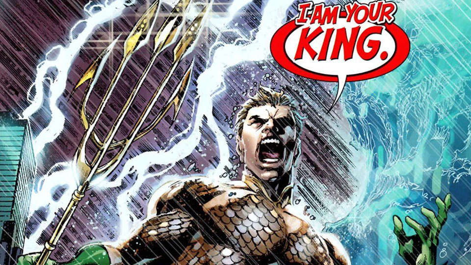 04) Aquaman