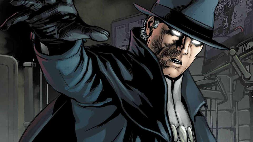 05) Phantom Stranger