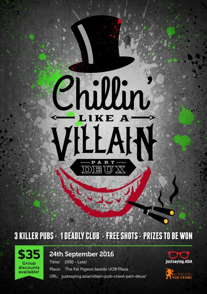 Chillin Like A Villain 2