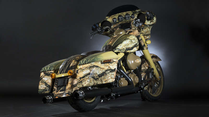 Harley Davidson Street Glide K