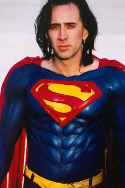 Superman_1998 - Nicolas Cage (Superman Lives!)