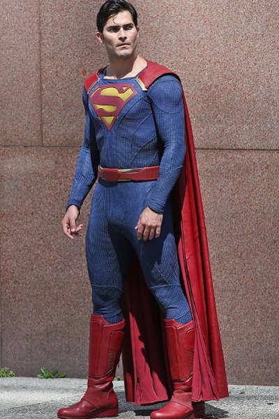 Superman_2016 - Tyler Hoechlin (Supergirl)