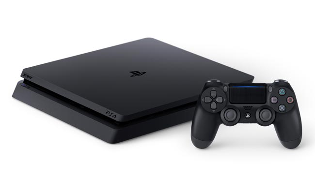Introducing a slimmer and lighter PS4