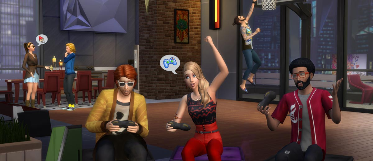 Sims  City Living How To Review Food Or Drink