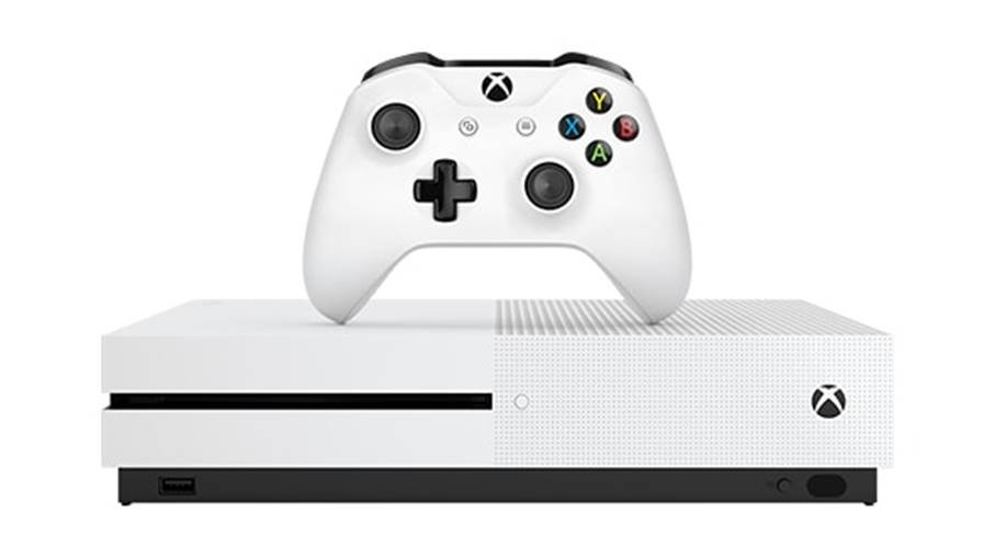 The new Xbox One S