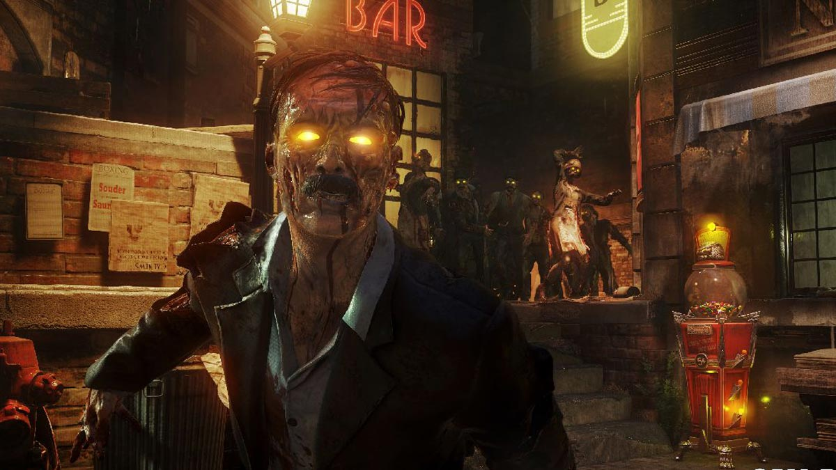 @cherylswarlez's cover photo for '[Review] Call of Duty Review - Zombies Chronicles'