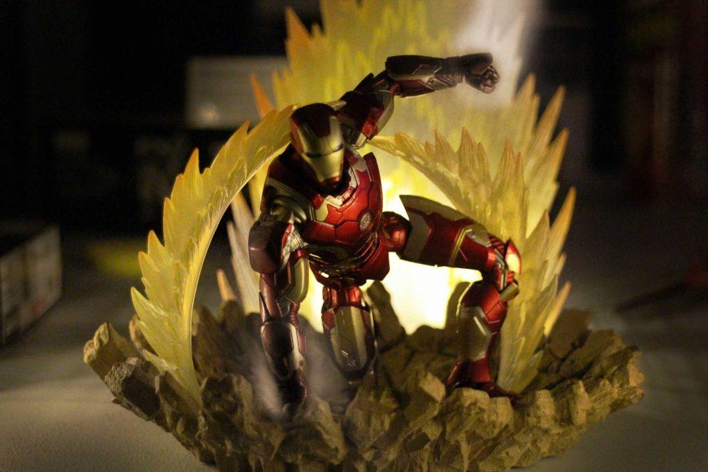 Iron Man X Diah