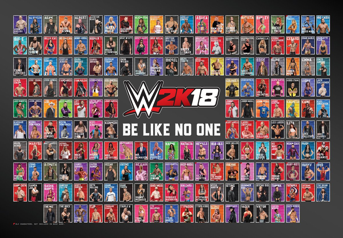 WWE2K18_ROSTER