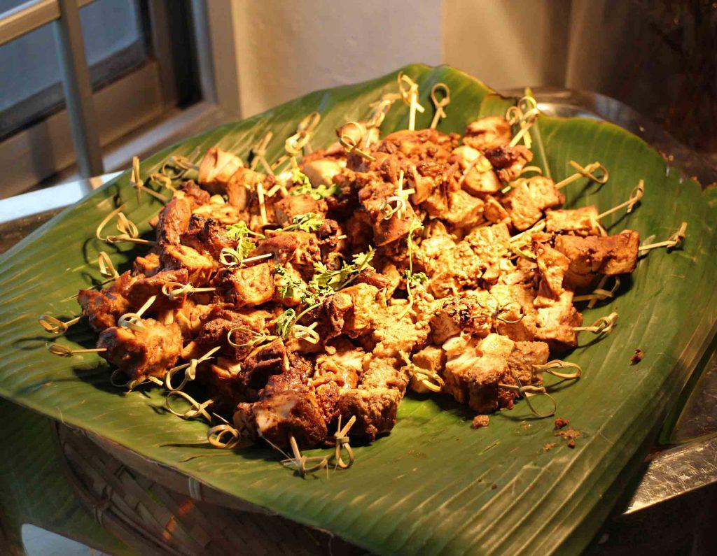 Coffee Tandoori Chicken