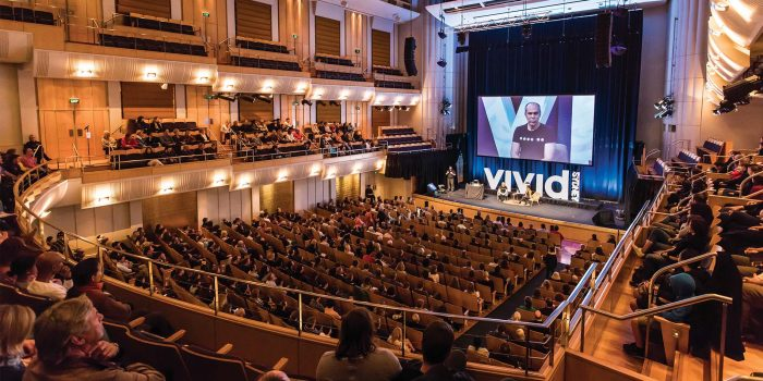 VIVID Ideas Talks x Justsaying.ASIA
