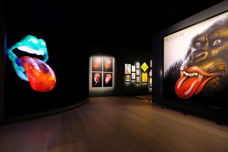 The Rolling Stones Exhibit Image