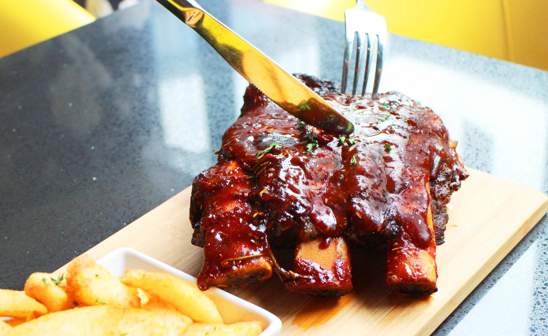 Chilli Beef Ribs - Justsaying.ASIA
