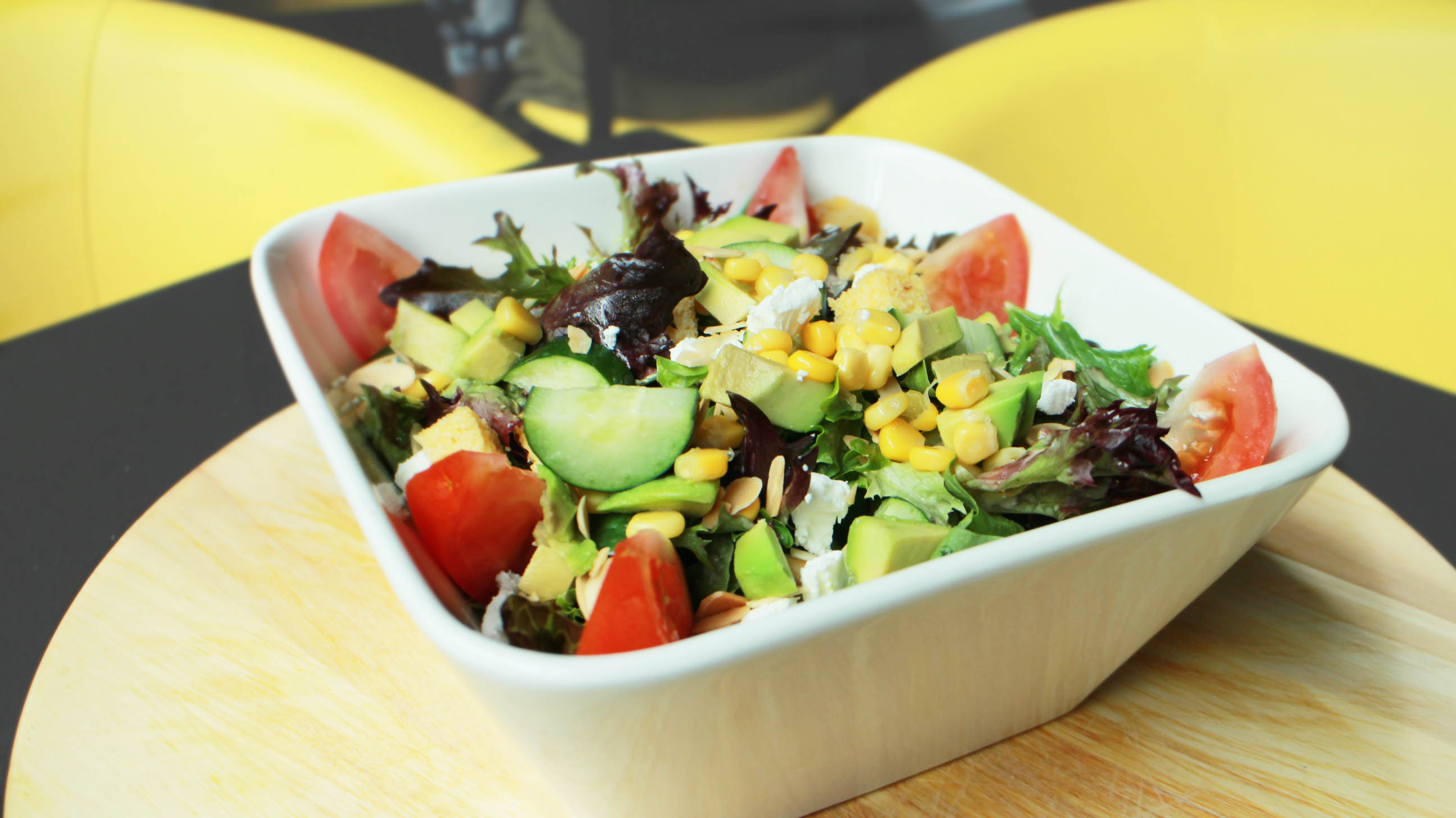 Spruce Salad - Justsaying.ASIA