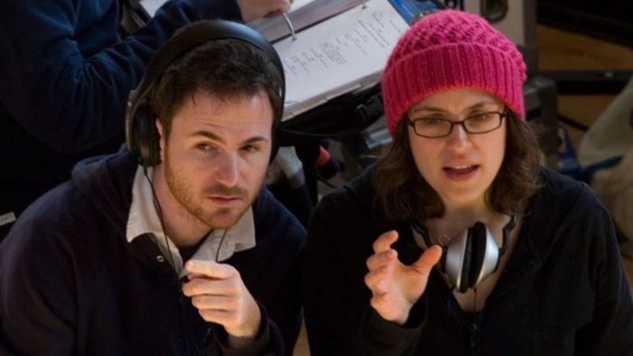 Ryan Fleck and Anna Boden, the writer-director duo (Source: Substream Magazine)