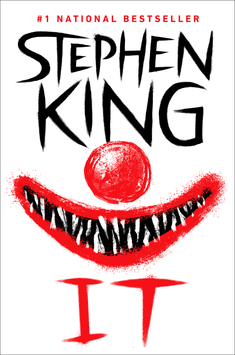 It's a book! It by Stephen King
