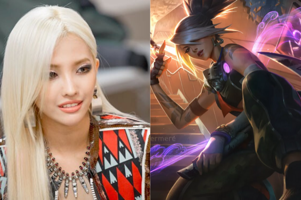 Soyeon is Akali in League of Legends True Damage