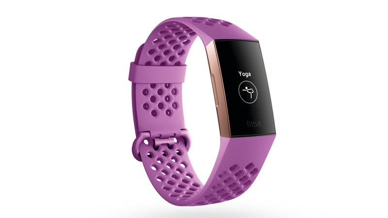 Fitbit_Charge_3_3QTR_Sport_Berry_Rose_Gold_Exercise_Yoga_Shadow