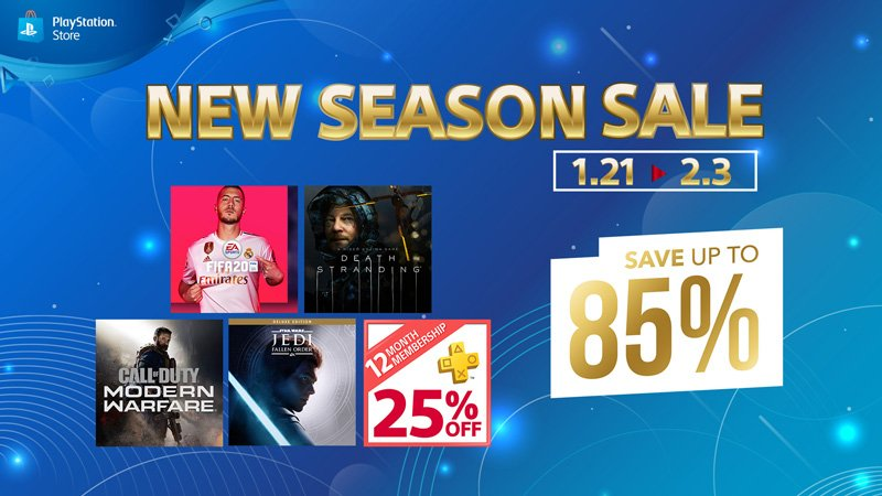 PS-Store-New-Season-Sale