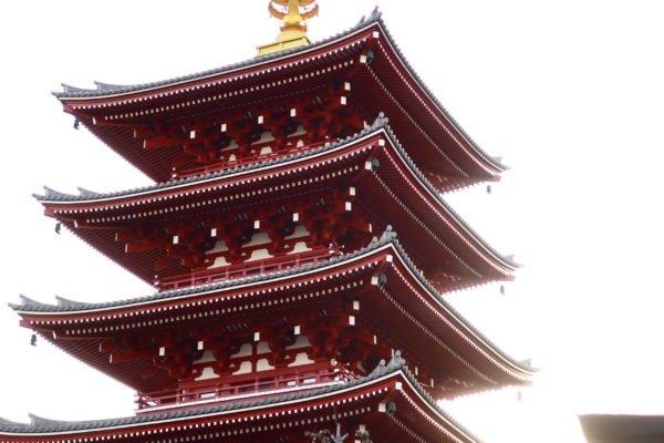 Asakusa Shrine in Asakusa
